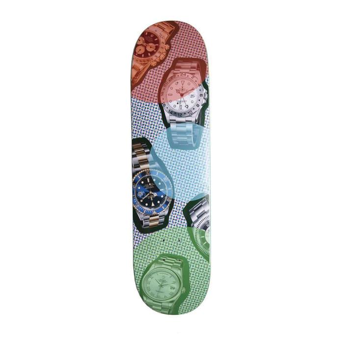 """Alltimers Davis Watch Collection Skateboard Deck - 8.25"""""""