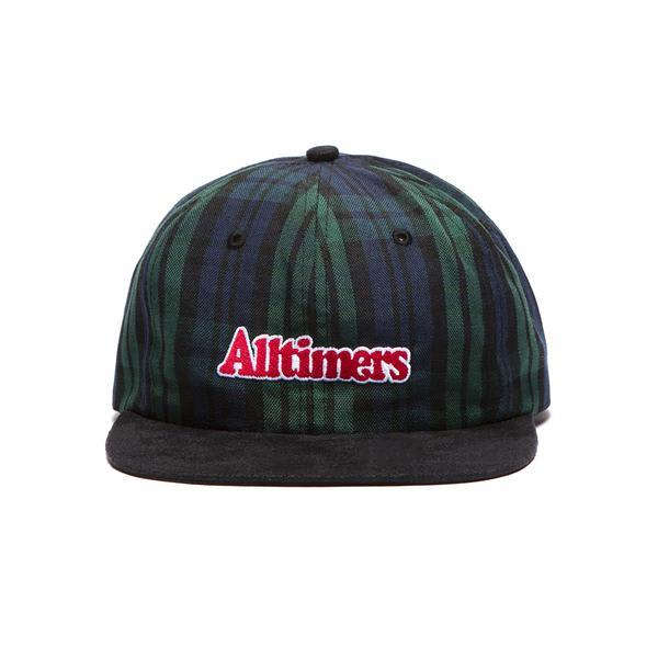Alltimers Basement Hat Green/Navy/Black