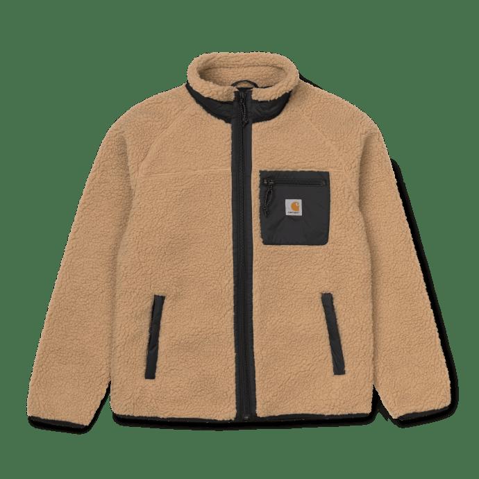 Carhartt WIP Prentis Liner Jacket - Dusty Heather Brown