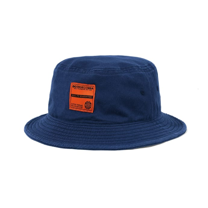 DC Shoes x Butter Goods Woods Bucket Hat - Navy