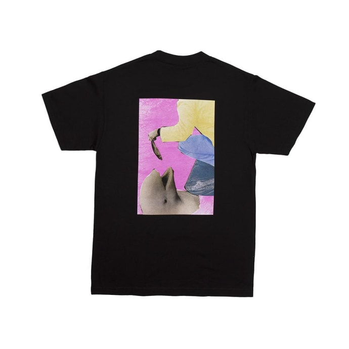 Alltimers Fish Feed T-Shirt - Black