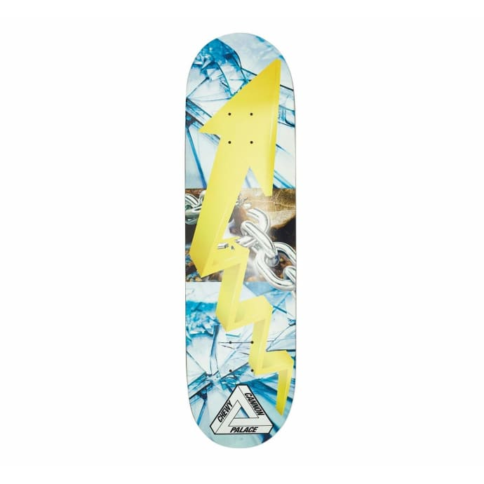 "Palace Skateboards Chewy S18 8.375"" Skateboard Deck"