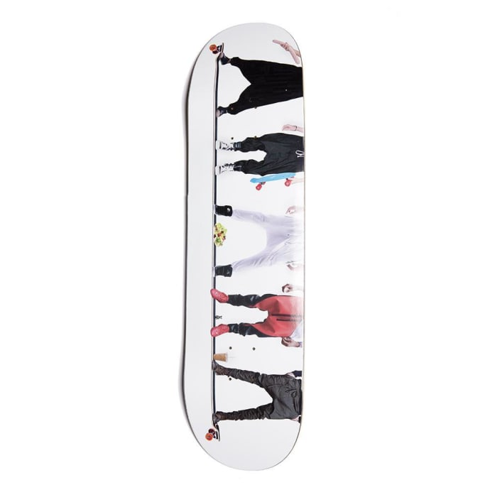 "Alltimers Your Boys Skateboard Deck - 8.3"""