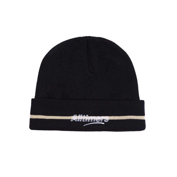 Alltimers Lined Estate Beanie Navy