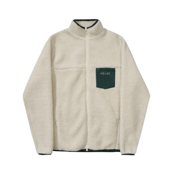 Helas - Mounty Fleece Jacket - Beige