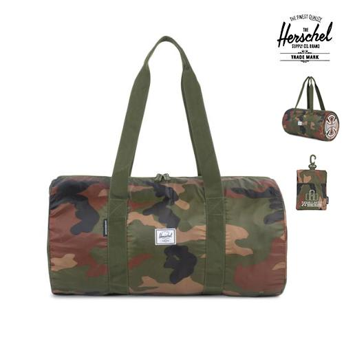 Herschel X Indy Packable Duffle Bag