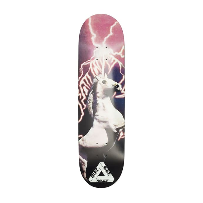 "Palace Skateboards Unicorn S18 8.375"" Skateboard Deck"