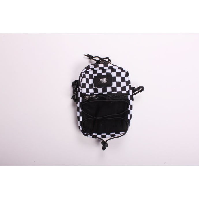 Vans Shoulder Bag Bail Black/White