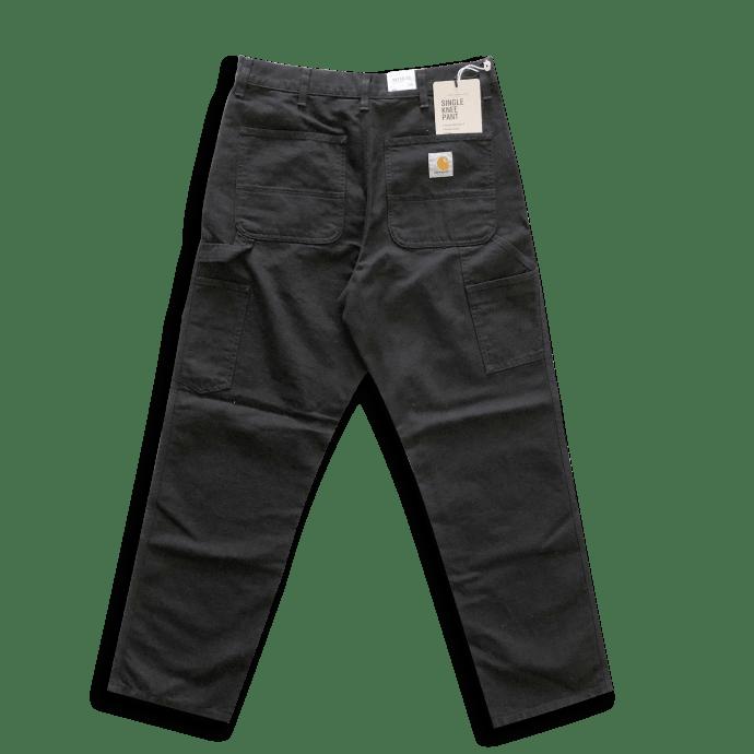 Carhartt WIP Single Knee Pant Black