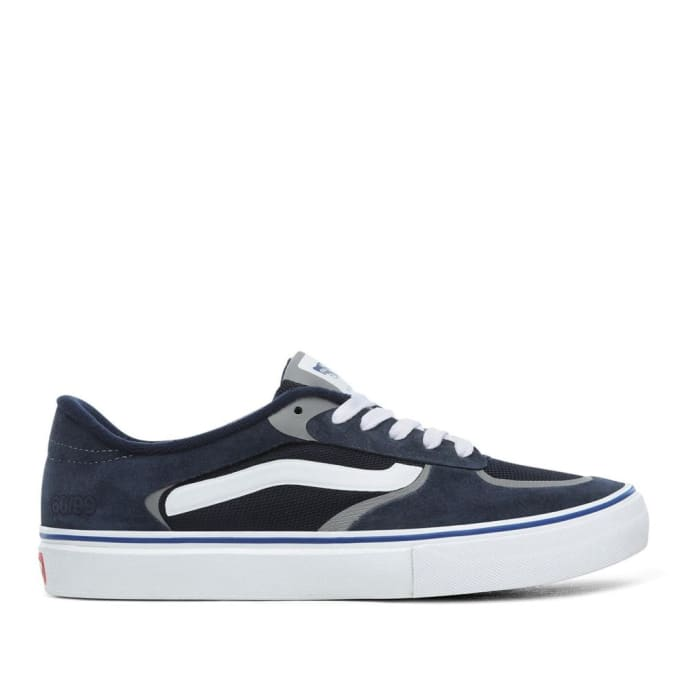 Vans Rowley RapidWeld Pro Skate Shoes - Navy / White