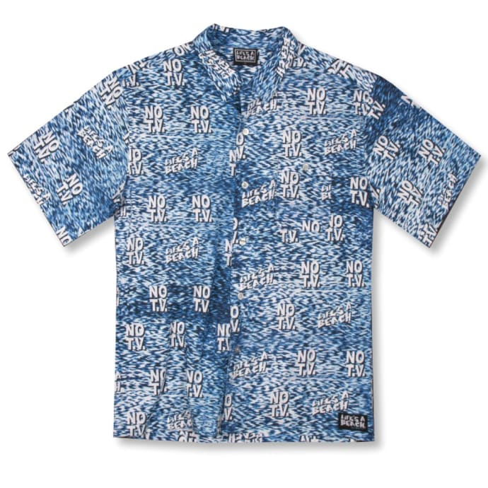LAB NO TV SHIRT - Blue