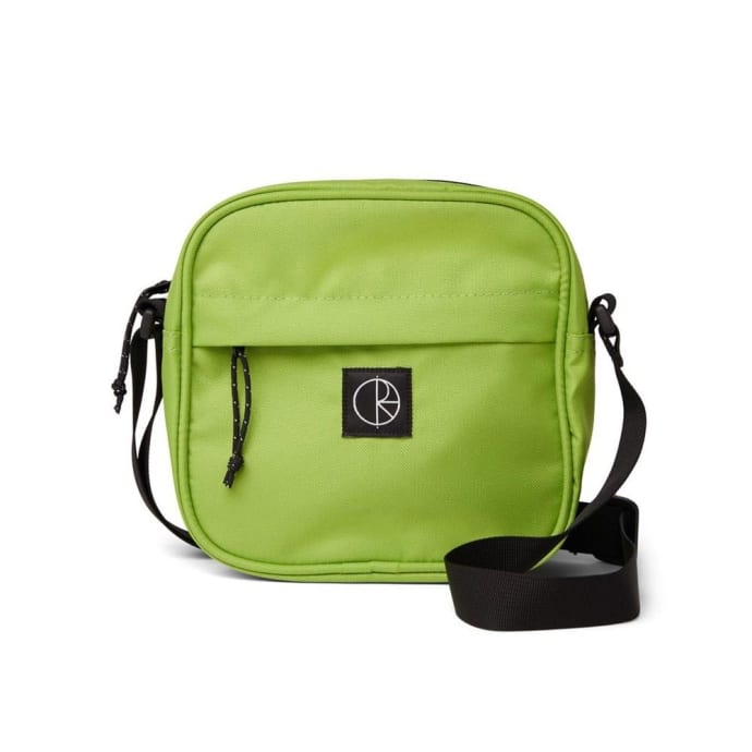 Polar Skate Co Cordura Dealer Bag - Lime Green