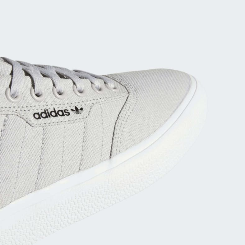 Shop Adidas 3MC Vulc Shoes Light Grey