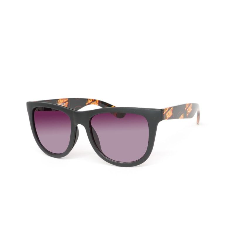 Black Santa Cruz Skateboards Other Dot Sunglasses
