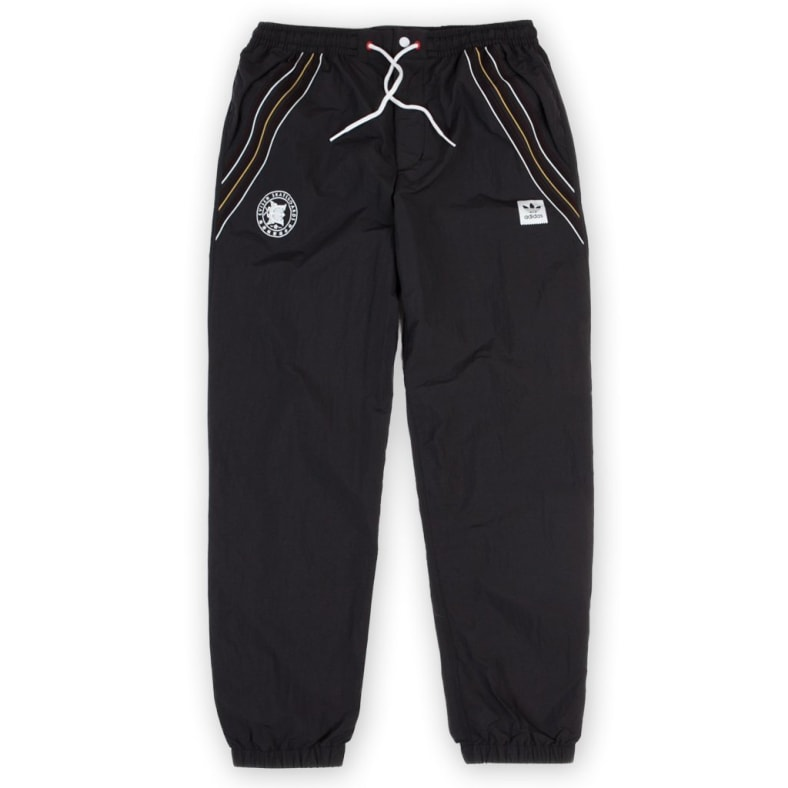 Adidas x Evisen Track Pants BlackWhitePyrite