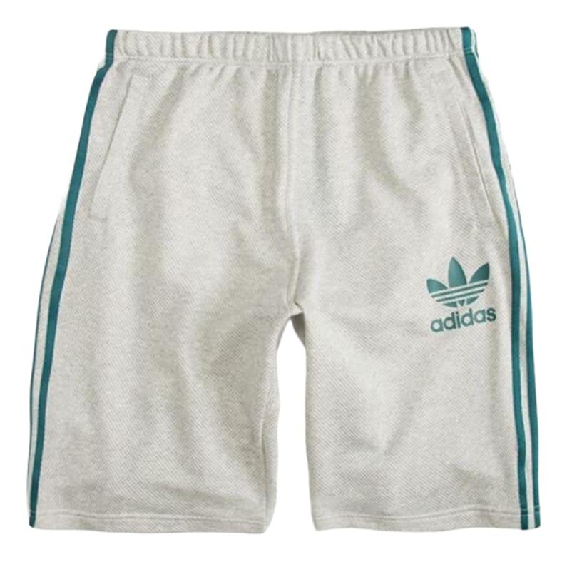 Genealogía toque Gladys  Shop Adidas AC Baggy Shorts Light Grey | Parade