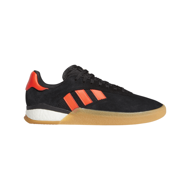 Shop adidas 3ST.004 Skateboarding Shoes Core BlackSolar