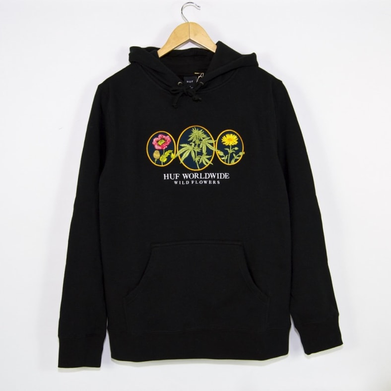 Shop Huf Type Pullover Hoodie | Parade
