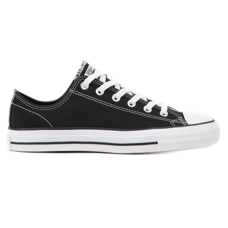 Converse Cons CTAS Pro Hi OX Shoe Canvas BlackWhite