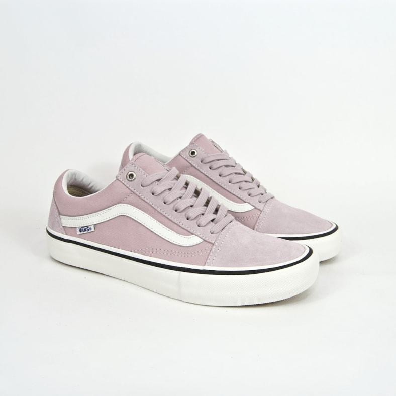 Vans Old Skool Pro (Retro) Violet Ice Shoe V00ZD4UHP