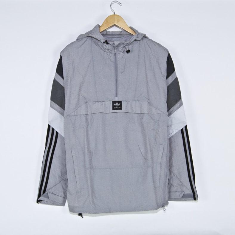 adidas 3ST Track Jacket Light Granite DGH Solid Grey Grey 5 Clear Onix