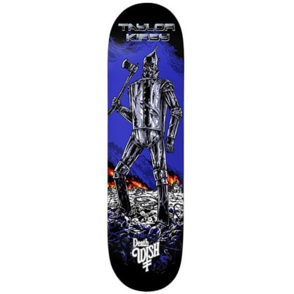 Deathwish Skateboards Taylor Kirby Nightmare In Emerald Skateboard Deck - 8.00