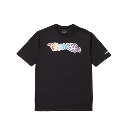 ENDLESS WAYVE T-SHIRT BLACK