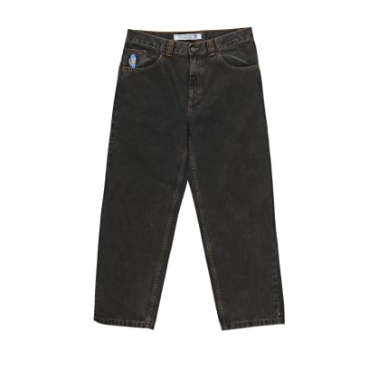 Polar 93 Denim Washed Black