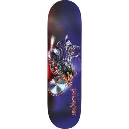 Deathwish Skateboards Taylor Kirby Metal Meltdown Skateboard Deck - 8.00