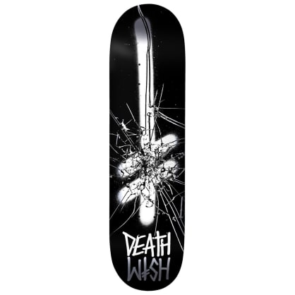 Deathwish Skateboards Death Spray Shattered Deck - 8.00