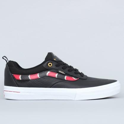 c1fcca7455 Shop Vans Gilbert Crockett 2 Pro Skate Shoes - Blackout