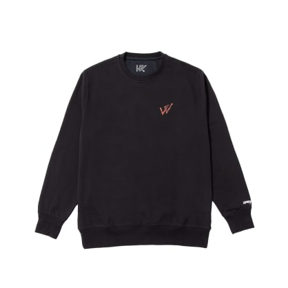 TONY CREW SWEATSHIRT BLACK