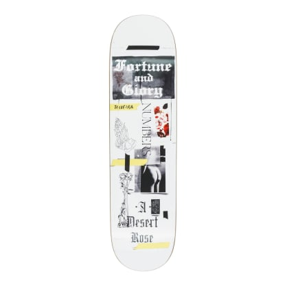 Numbers Edition 5 Series Two Rodrigo Teixeira Deck - 8.0""
