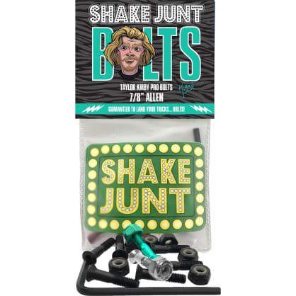 "Shake Junt Skateboard Fixing Bolts Taylor Kirby Pro Bolts - 7/8"" Allen Key"