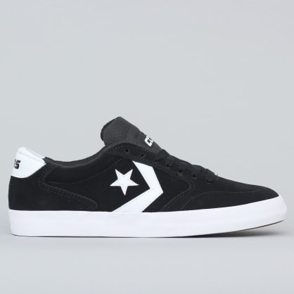 Converse Checkpoint Pro OX Shoes Black / White / White