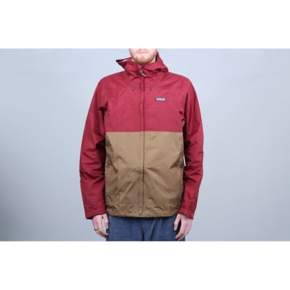 Patagonia Torrentshell Jacket Oxide Red