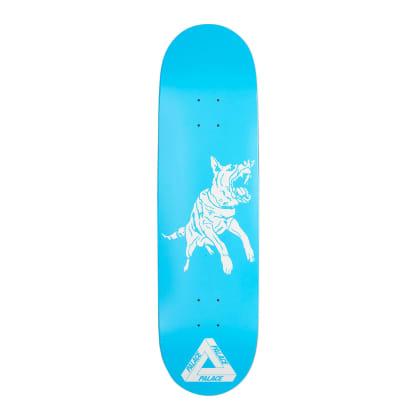 "Palace Blue Dog Deck - 8.6"""