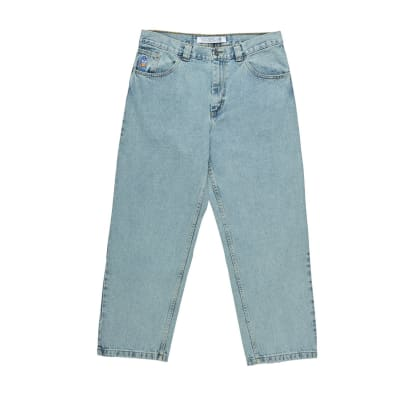 Polar '93 Denim Pants - Light Blue