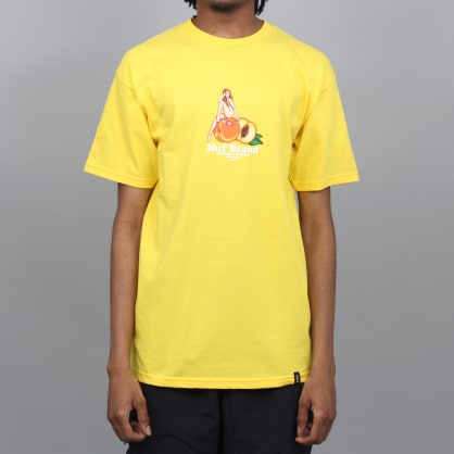 HUF Forbidden Fruit T-Shirt Yellow