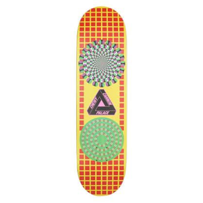 "Palace Skateboards Chewy S16 8.375"" Skateboard Deck"