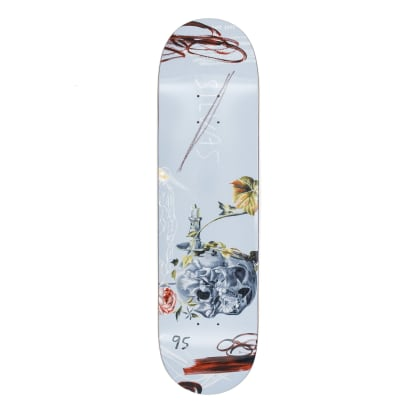 Numbers Edition 5 Series One Miles Silvas Deck - 8.28""