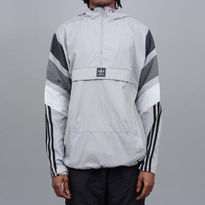 adidas 3ST Track Jacket Light Granite / DGH Solid Grey / Grey 5 / Clear Onix