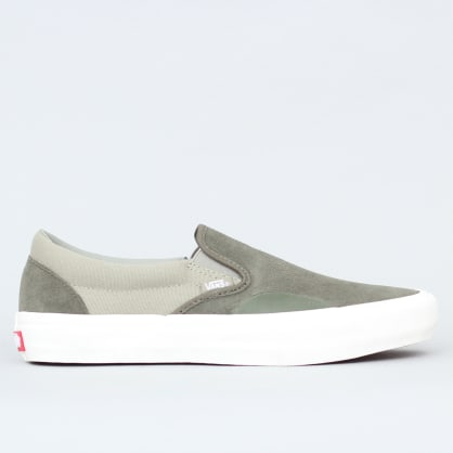 Vans Slip-On Shoes Grape Leaf / Laurel Oak