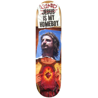 Deathwish Skateboards Lizard King Is My Homeboy Deck - 8.25
