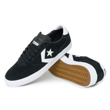 Converse Checkpoint Pro OX Shoes - Black/White