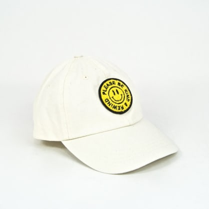 The National Skateboard Co. - Rewind 6 Panel Cap - Stone