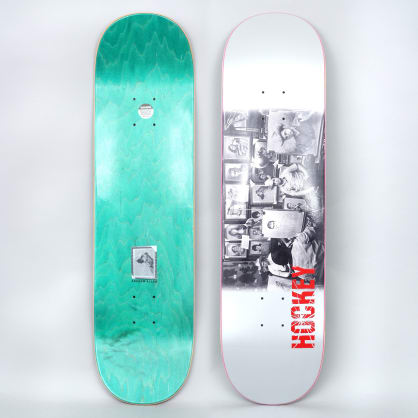 Hockey 8.25 Andrew Allen Portrait Skateboard Deck