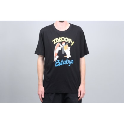 Blobys Zdroopy T-Shirt Black