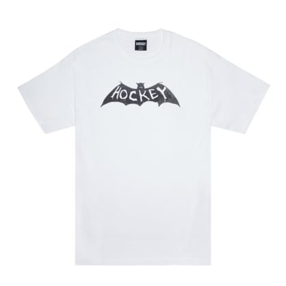 Hockey Bat T-Shirt White