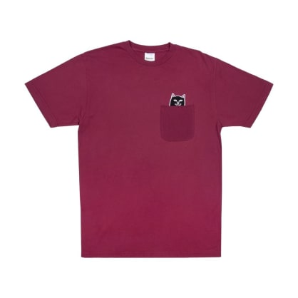 RIPNDIP Lord Jermal T-shirt - Wine